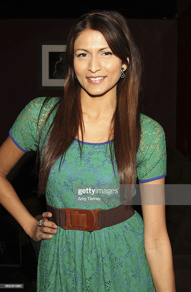 Tinsel Korey attends the Step Up Women's Network Women Who Rock Event at The Roxy Theatre on March 6, 2013 in West Hollywood, California.