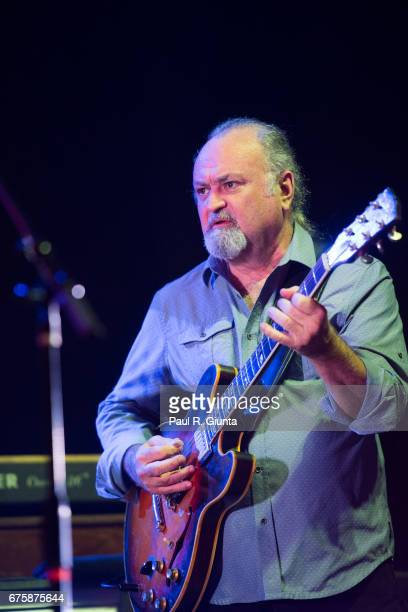 Tinsley Ellis performs on stage during Hampton 70 at The Fox Theatre on May 1 2017 in Atlanta Georgia
