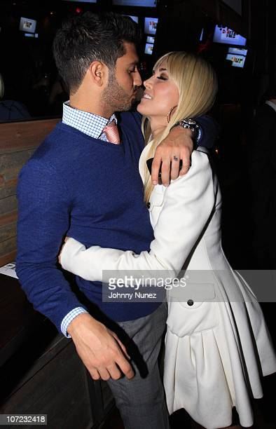 Tinsley Mortimer and guest attend a Night of Fashion for a Cause to benefit STOMP Out Bullying at The Ainsworth on November 30 2010 in New York City