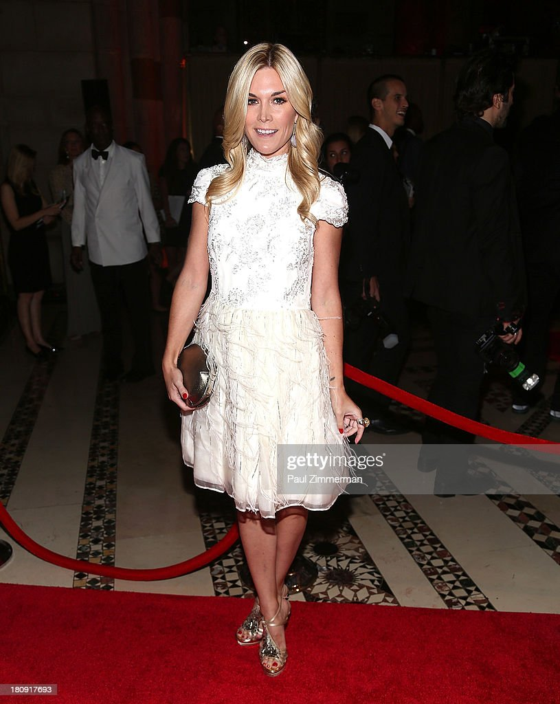 Tinsley Mortimer attends the 14th Annual New Yorkers For Children Fall Gala at Cipriani 42nd Street on September 17, 2013 in New York City.