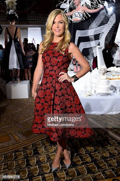 Tinsley Mortimer attends the alice olivia by Stacey Bendet Spring 2015 NYFW Presentation at The Pierre Hotel on September 8 2014 in New York City
