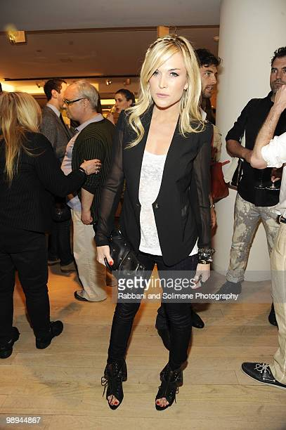 Tinsley Mortimer attends the book party for Derek Blasberg's Classy at Barneys New York on April 6 2010 in New York City