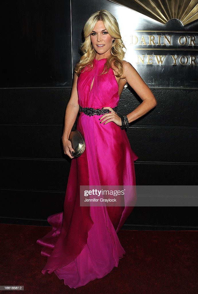 Tinsley Mortimer attends the New Yorkers for Children 10th Anniversary Spring Dinner Dance New Year's in April: A Fool's Fete to benefit youth in foster care presented by Valentino at Mandarin Oriental Hotel on April 9, 2013 in New York City.