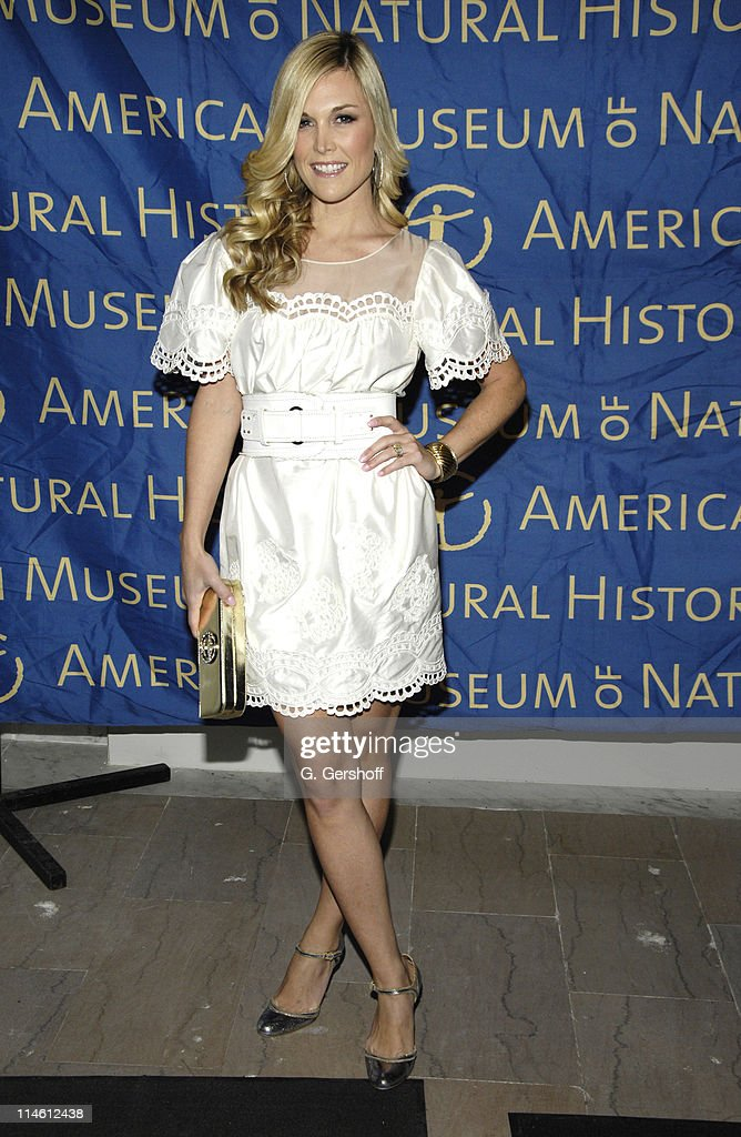 Tinsley Mortimer chairperson during American Museum of Natural History Holds its Annual Winter Dance Arrivals in New York City New York United States