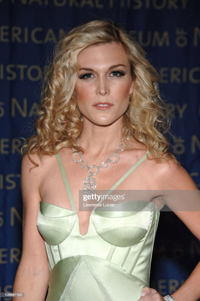 Tinsley Mortimer during American Museum of Natural History 2006 Annual Winter Dance at American Museum of Natural History in New York New York United...