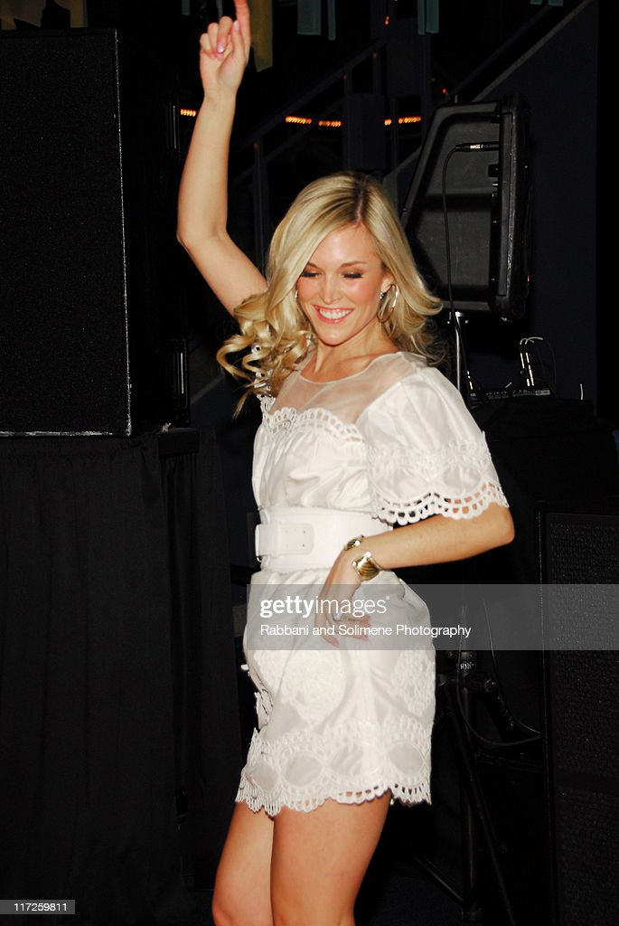 Tinsley Mortimer wearing Rachel Roy during American Museum of Natural History Holds its Annual Winter Dance Inside in New York City New York United...