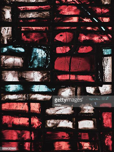 Tinted window, Manchester Cathedral