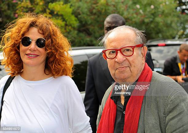 Tinto Brass are seen during the 70th Venice International Film Festival