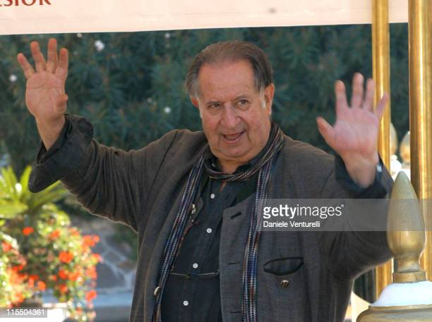 Tinto Brass during 2005 Venice Film Festival Celebrity Sightings August 30 2005 at Westin Excelsior Resort in Venice Italy