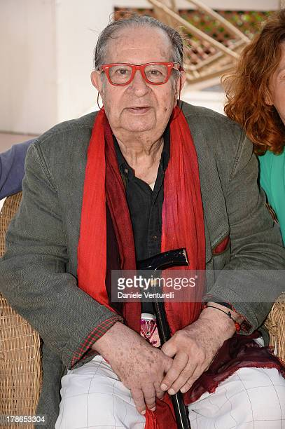Tinto Brass is seen during the 70th Venice International Film Festival on August 30 2013 in Venice Italy