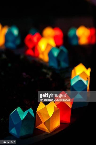 Tiny light houses