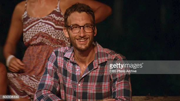 'Tiny Little Shanks to the Heart' Stephen Fishbach at tribal council during the twelfth episode of SURVIVOR Wednesday Dec 2 The new season in...