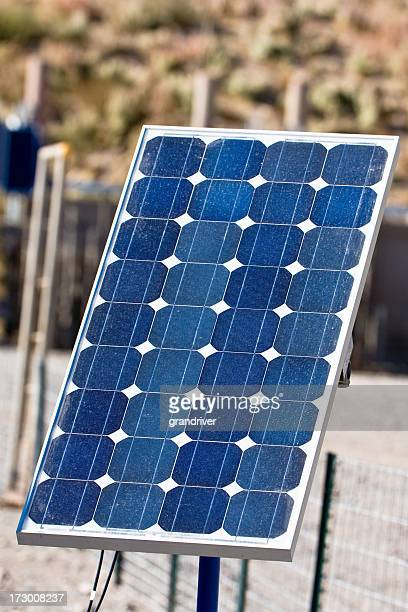 Winzige Sonnenkollektor/Sammler