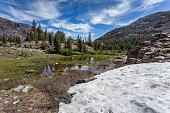 Tioga Pass, California