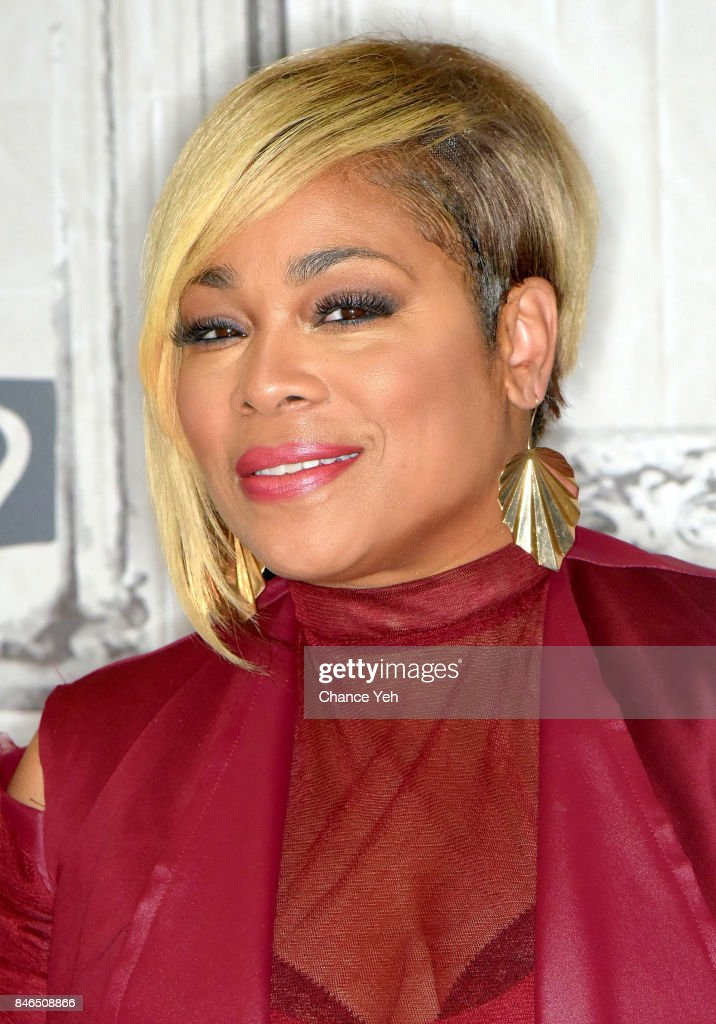Tionne 'T-Boz' Watkins attends Build series to discuss 'A Sick Life: TLC 'n Me: Stories Ffrom On And Off The Stage' at Build Studio on September 13, 2017 in New York City.