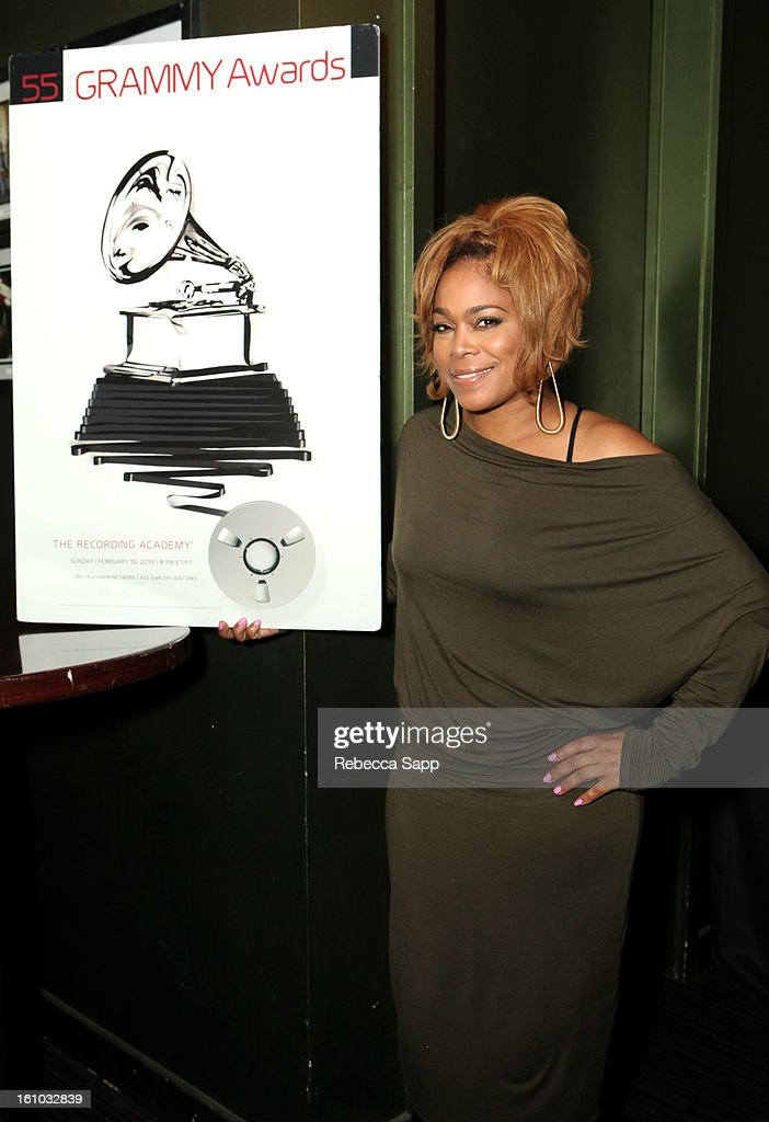 Tionne '<a gi-track='captionPersonalityLinkClicked' href=/galleries/search?phrase=T-Boz&family=editorial&specificpeople=715877 ng-click='$event.stopPropagation()'>T-Boz</a>' Watkins of TLC at the Start Up Village/Social Media Summit at The Conga Room at LA Live on February 8, 2013 in Los Angeles, California.