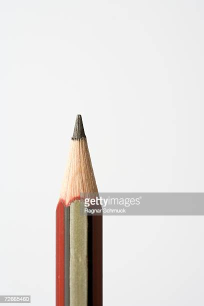 Tip of pencil