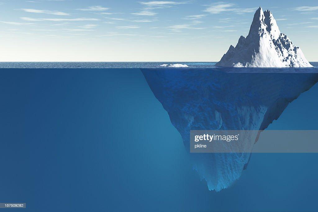 Tip of the iceberg