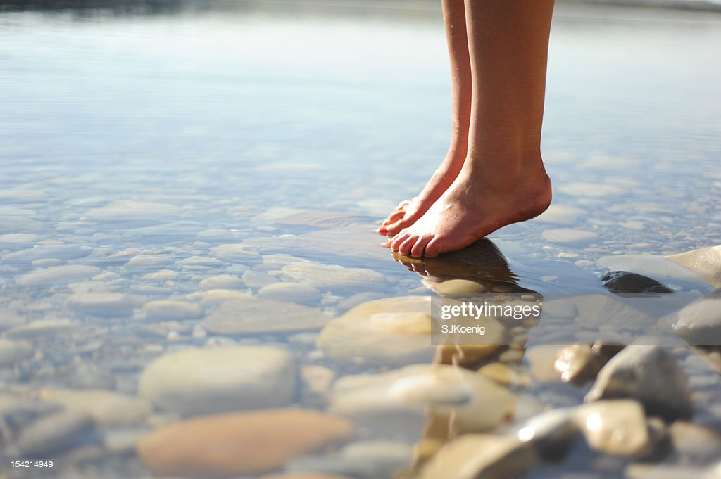 Tip toes : Stock Photo