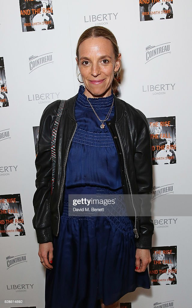 Tiphaine De Lussy attends the Brix Smith Start Autobiography Launch at Liberty London on May 5, 2016 in London, England.
