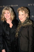 Tipper Gore and Bette Midler during The 2006 National Board of Review of Motion Pictures Annual Gala at Cipriani in New York NY United States