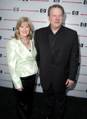 Tipper Gore and Former Vice President Al Gore during 'An Inconvenient Truth' Los Angeles Premiere Arrivals at Directors Guild in West Hollywood...