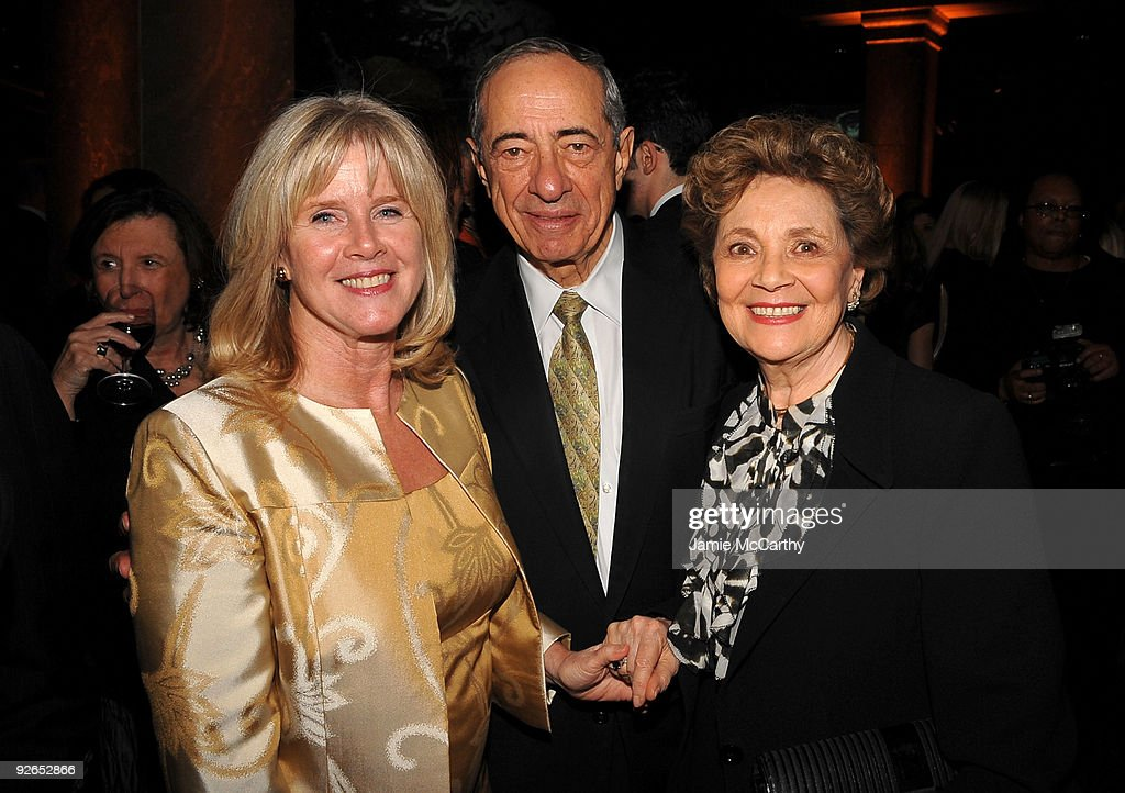 Tipper Gore Governor Mario Cuomo and Matilda Cuomo attend the Rodale launch party for Al Gore's New Book 'OUR CHOICE A Plan To Solve The Climate...