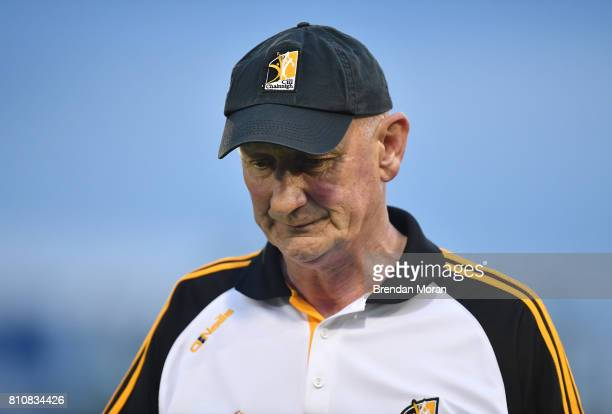 Tipperary Ireland 8 July 2017 Kilkenny manager Brian Cody after the GAA Hurling AllIreland Senior Championship Round 2 match between Waterford and...