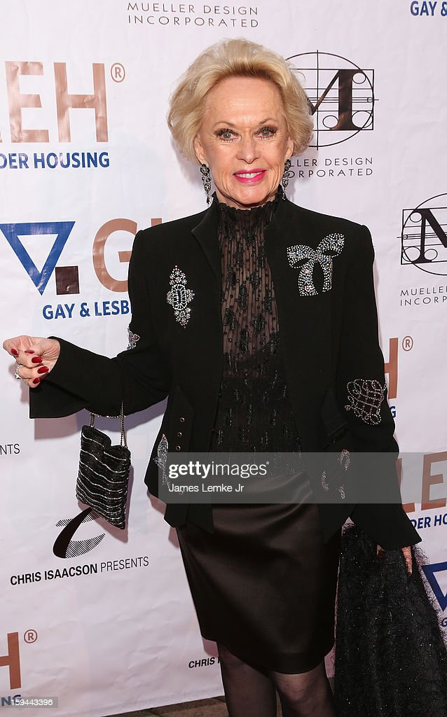 GLEH Golden Globes Viewing Gala Honoring Julie Newmar