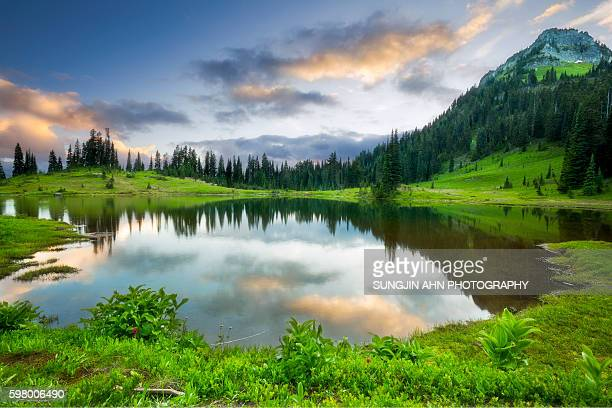 Tipsoo Lake