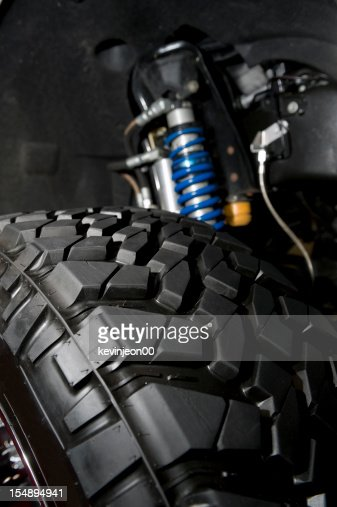 Tire and Shocks