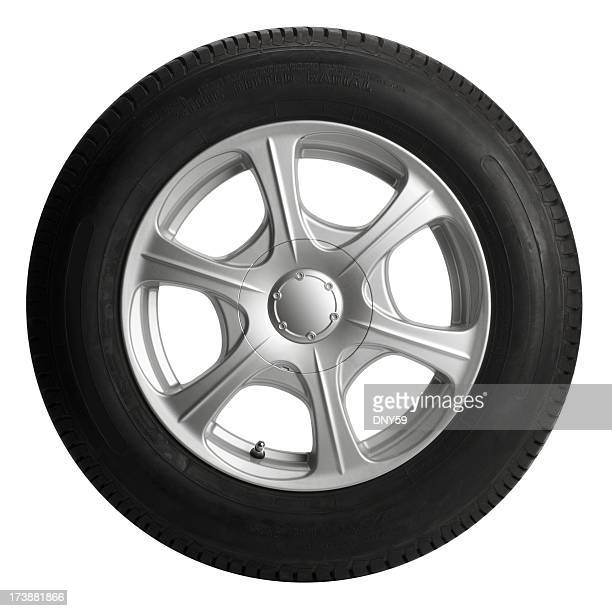 Tire and Wheel