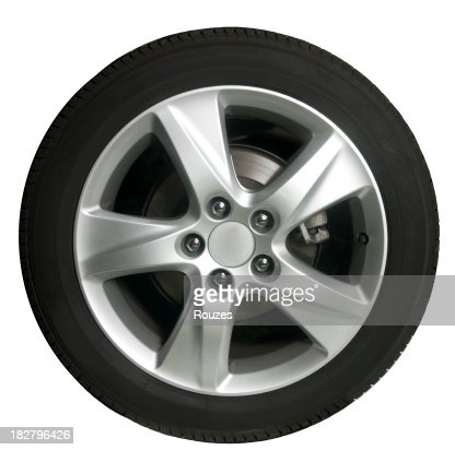 Tire Isolated