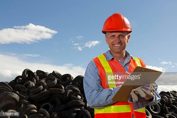 Reifen Recycling