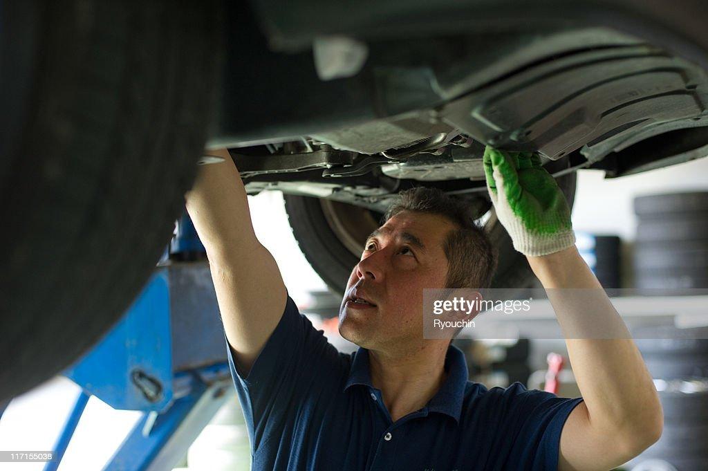 tire shop,fighting spirits,president