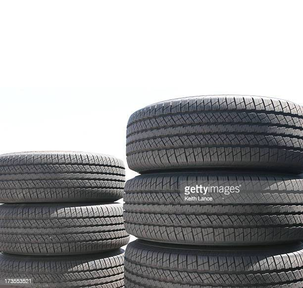 Tire Stacks (isolated)