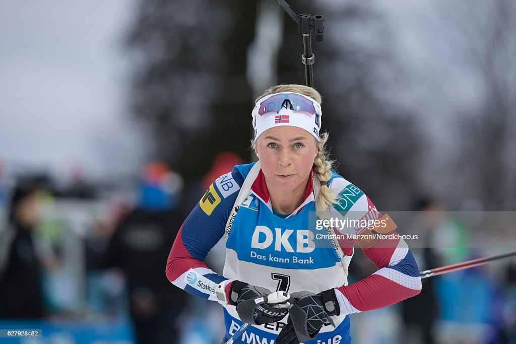 BMW IBU World Cup Biathlon Oestersund - 10 km Women's Pursuit