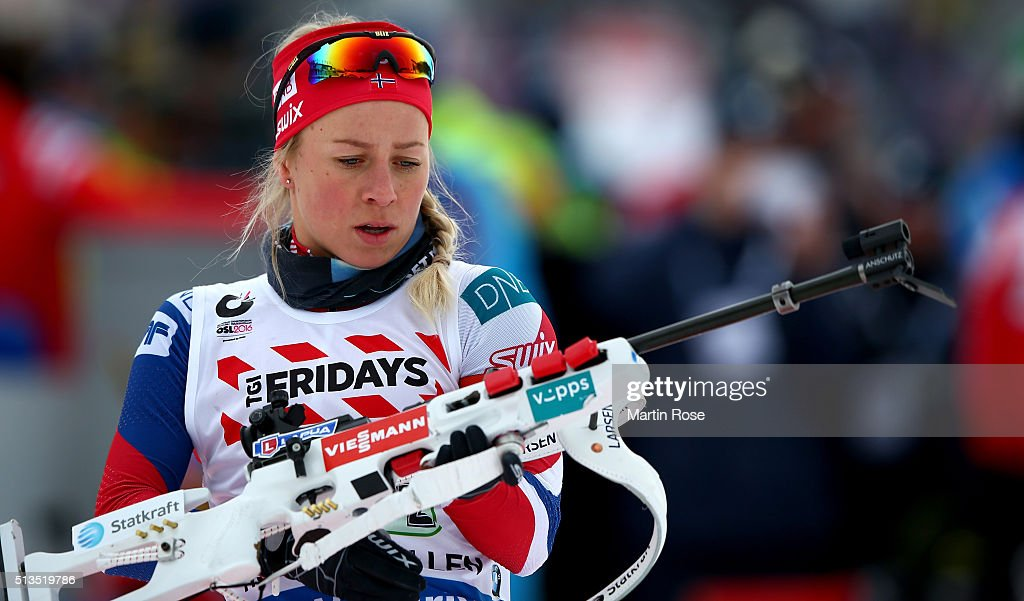 IBU Biathlon World Championships - Day 1