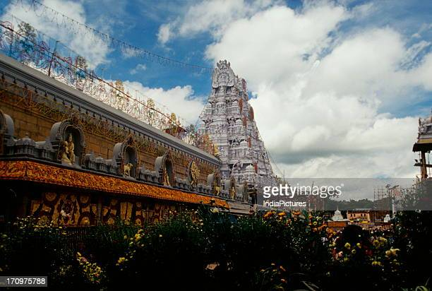 Tirupati temple Andhra Pradesh India