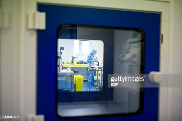 Tissue and cell bank belonging to the EFS The bank's mission is to ensure France's selfsufficiency in cell and tissue products The bank prepares...