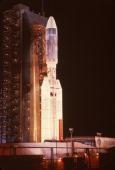 Titan/Centaur7 Rocket With Solar Probe 12/74