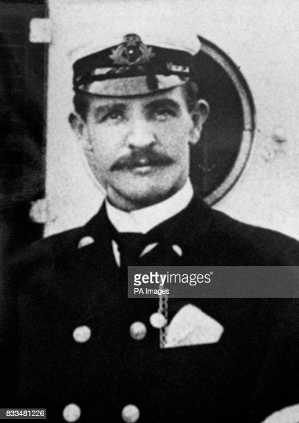Titanic First Officer William McMaster Murdoch who is treated as a local hero in his native town of Dalbeattie The executive vicepresident of the...