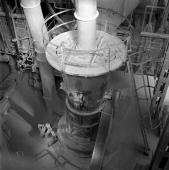 Titanium dioxide processing at British Titan Products a pigment used in paint production Bradley Mill Photograph by Walter Nurnberg who transformed...