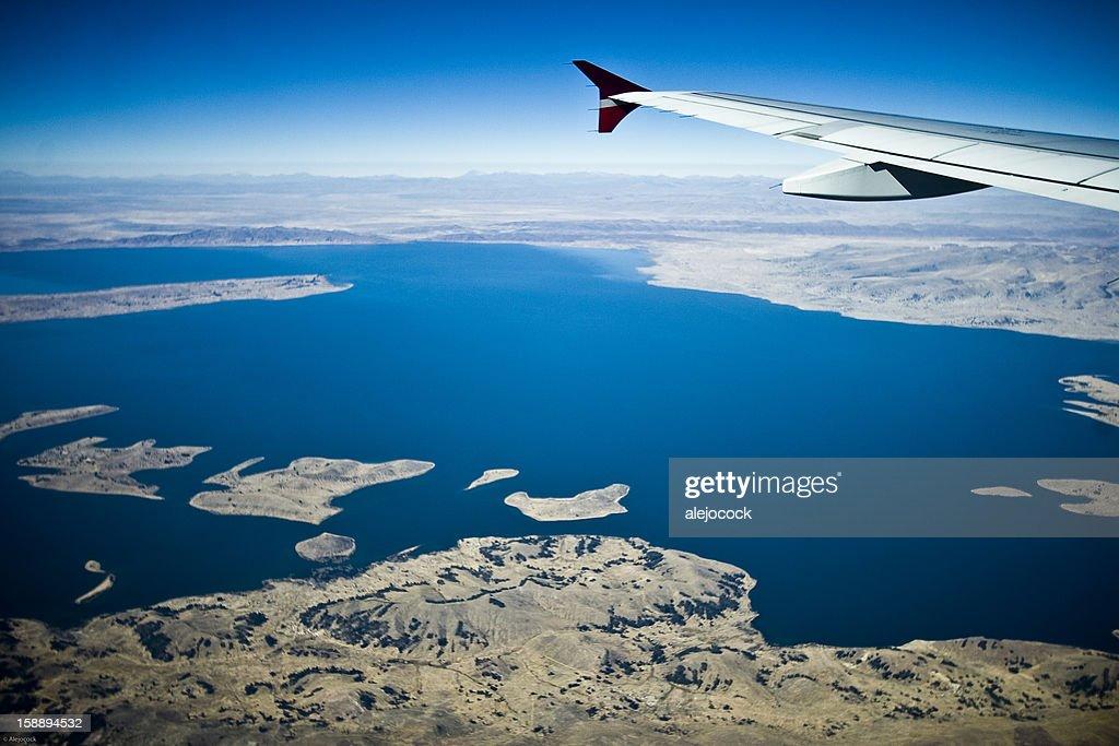 Titicaca lake : Stock Photo
