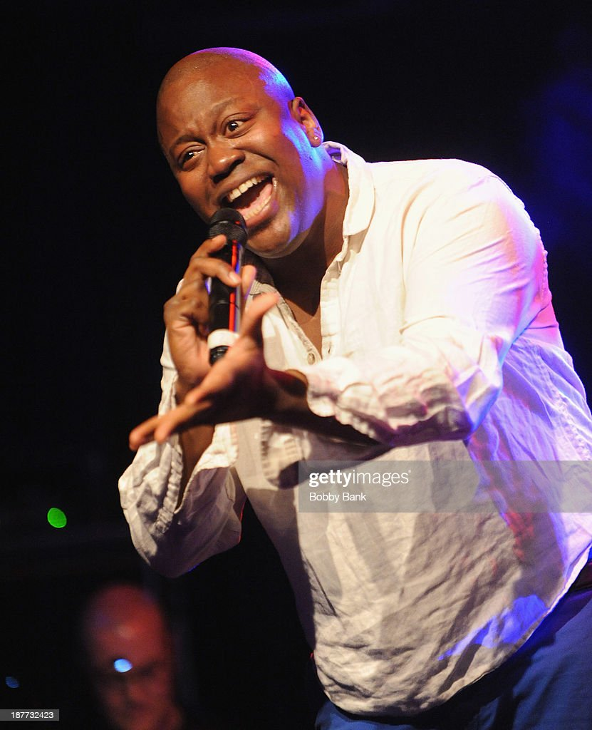 <a gi-track='captionPersonalityLinkClicked' href=/galleries/search?phrase=Tituss+Burgess&family=editorial&specificpeople=757092 ng-click='$event.stopPropagation()'>Tituss Burgess</a> attends 2013 Rockers on Broadway at Le Poisson Rouge on November 11, 2013 in New York City.