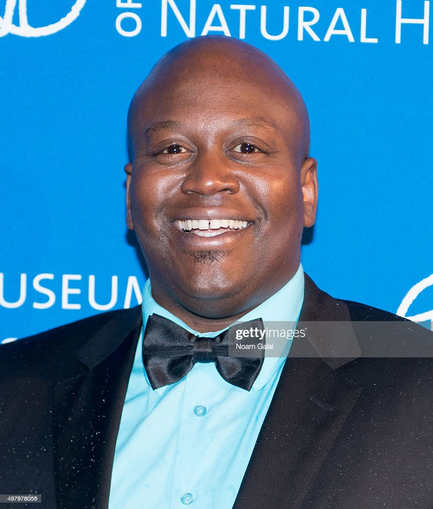 Tituss Burgess attends the 2015 American Museum of Natural History Museum Gala at American Museum of Natural History on November 19, 2015 in New York City.
