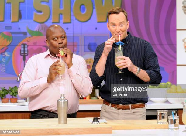 THE CHEW Tituss Burgess is the guest Monday May 22 2017 on ABC's 'The Chew' 'The Chew' airs MONDAY FRIDAY on the ABC Television Network KELLY