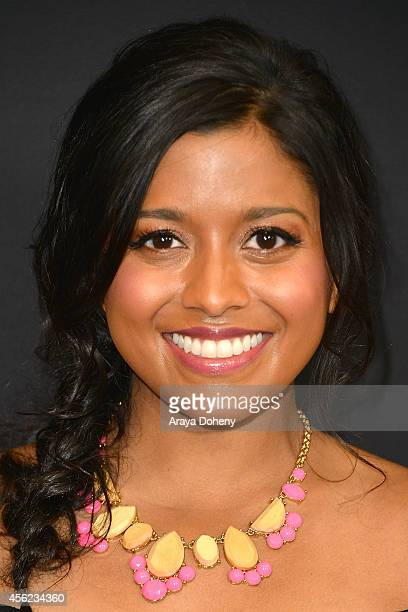 Tiya Sircar attends the Disney XD's 'Star Wars Rebels Spark Of Rebellion' Los Angeles special screening at AMC Century City 15 theater on September...