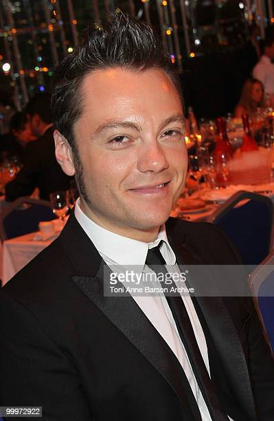 Tiziano Ferro attends the World Music Awards 2010 at the Sporting Club on May 18 2010 in Monte Carlo Monaco