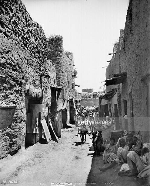 Tlemcen Syken street about 1900 ND 281BIS
